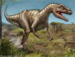 Allosaurier (Dinosaurier der Kreidezeit)