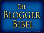 Blogger Bibel: Guter Blog Tipps