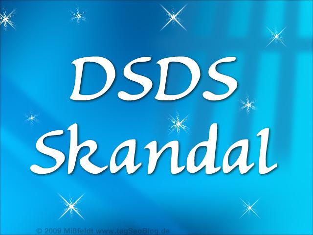 Drogen-Skandal bei DSDS (Schlagerparade)