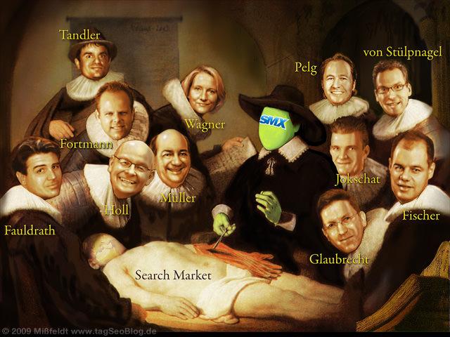 Gruppenbild SMX-Beirat