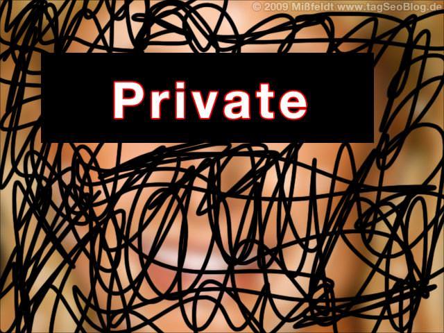 Private Homepage Bilder