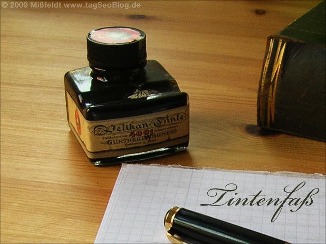 Tintenfass (Pelikan)