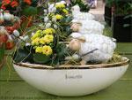 Blumen-Gesteck: Inspiration
