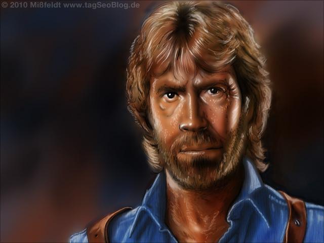 Chuck Norris - Action-Mann mit Bart