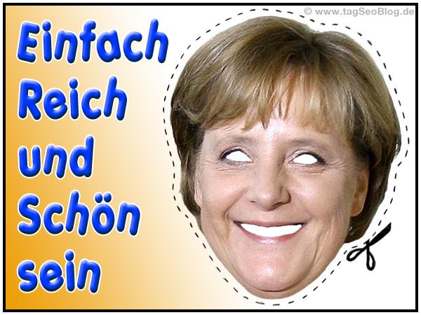 Einfach reich und schön sein (CDU-Kampagne)