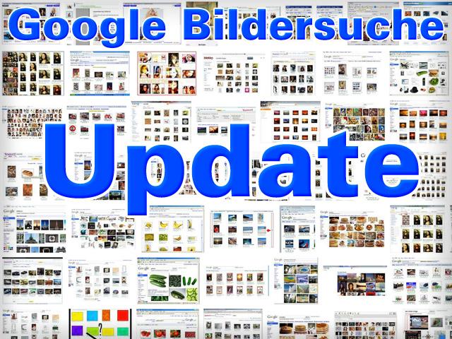 Google Bildersuche Update März 2012