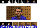 Matt Cutts Speedpainting