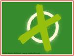 Die einzige Wahl: Grün!