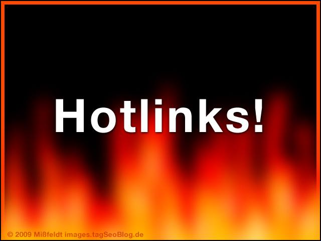 Hotlinks - heiße Bilder-URLs