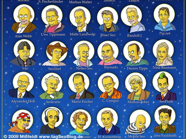 Simpsons bilder martin mißfeldt 28 november 2009 adobe photoshop