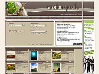AboutPixel - Bilddatenbank mit lizenzfreien Bildern