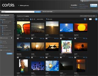 Corbis Bildsuche - auch lizenzfreie Bilder