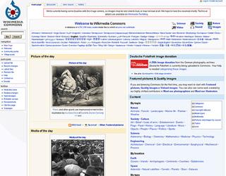 Wikimedia - Mutter aller gemeinfreien Bilder