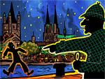 Detektiv Köln - Alaaf am Dom