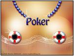 Poker Bild: Zocken und Bluffen um Chips