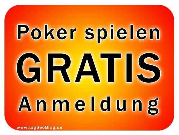 Poker Gratis Anmeldung