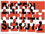 Puzzleteile: Datenschutz-Puzzle