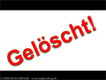 Video geloescht ( Dank Warner Bros.)