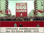 G3-Store Eröffnung
