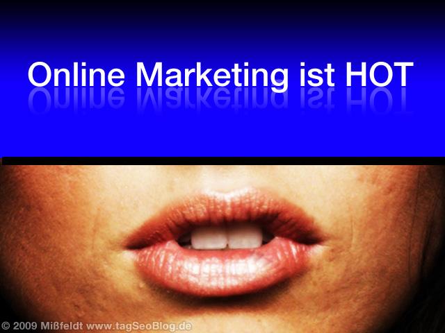 Online Marketing Mix & Sales
