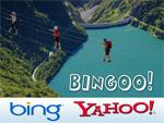 Yahoo bing Suchallianz