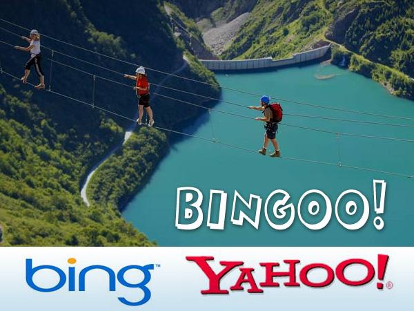 Yahoo Bing Kooperation