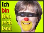 Du bist ... äh, ich bin Deutschland - Schönen Dank auch!