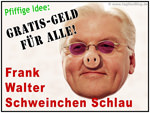 Steinmeier - SPD Wahlkampf-Programm
