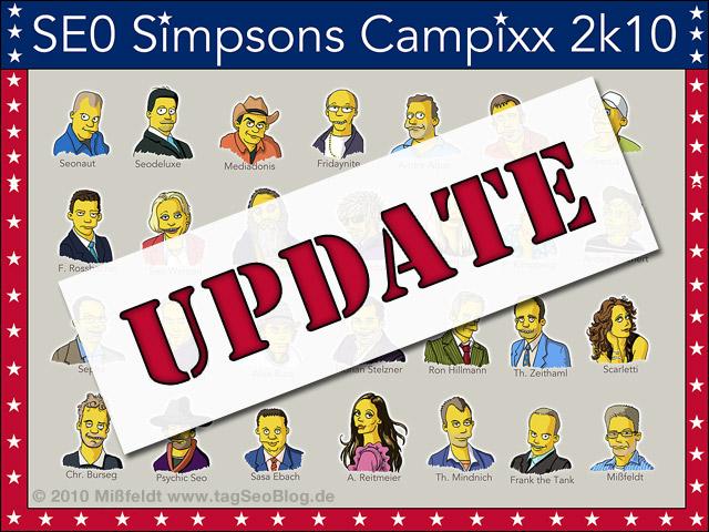 Cooles Simpsons-Poster (zum Ausdrucken)