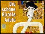 Die schöne Giraffe Adele
