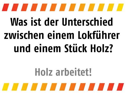 GDL Bahn - Lokfuehrer-Streik