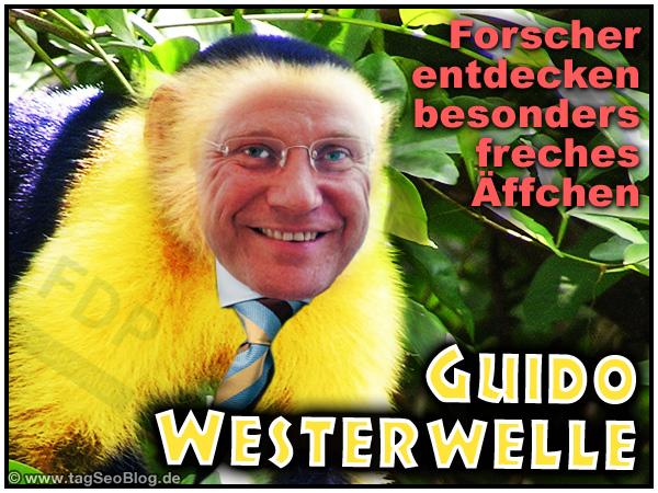 Guido Westerwelle (FDP) - Freche Reden