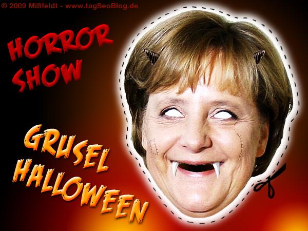 Halloween Maske Horror (funny, cool)