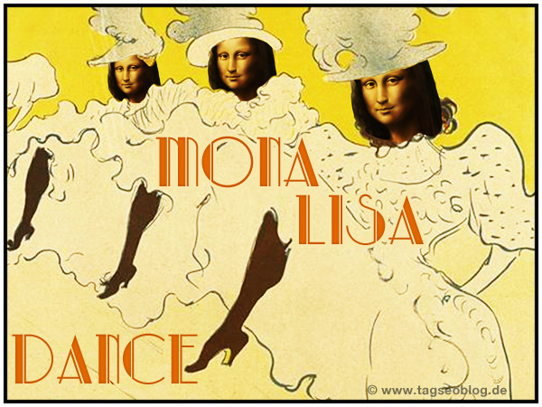 Google Images Search - Mona Lisa Dance