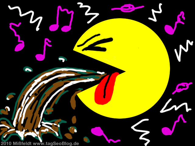 pacman musik