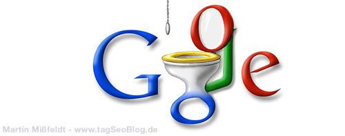 Inoffizielles Welt-Toiletten-Doodle von Martin Mißfeldt