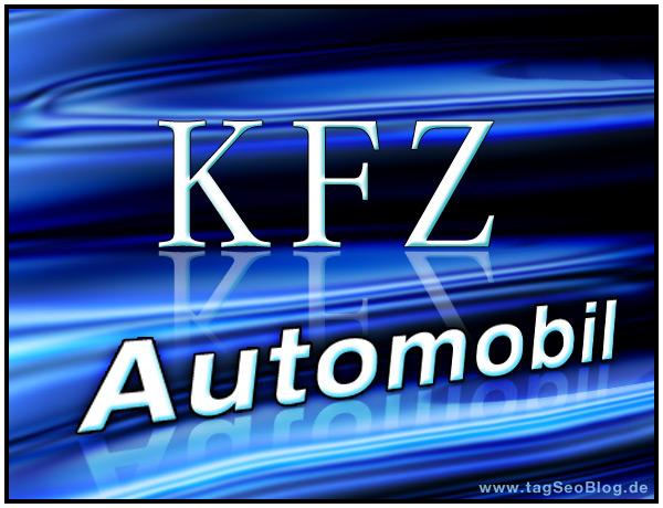 KFZ Automobil