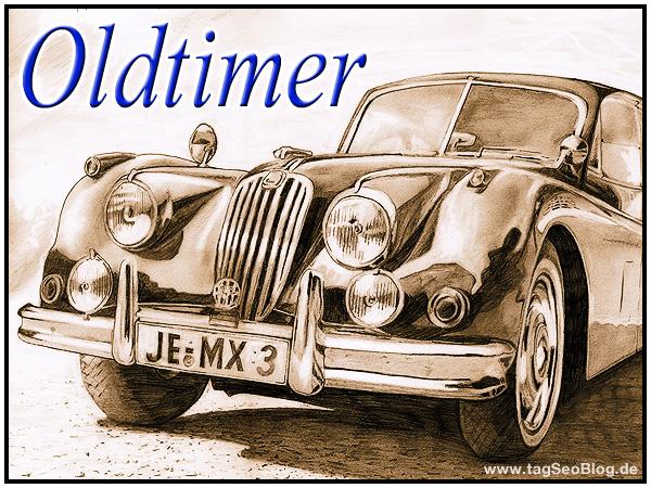 Oldtimer - alte Autos, Klassiker