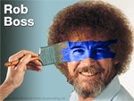 Bob Ross - Spass an Malerei