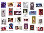 Deutsche Briefmarken zum Thema