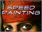 Speed painting - Malerei Videos