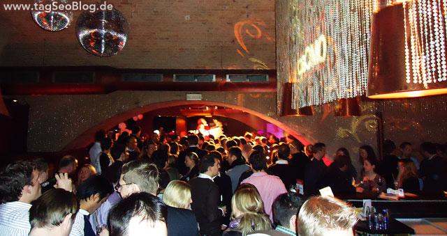 Narva-Lounge Berlin: Veranstaltungsort der ersten OMCapital