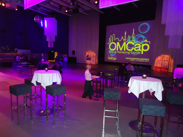 OMCap 2011 Party Location