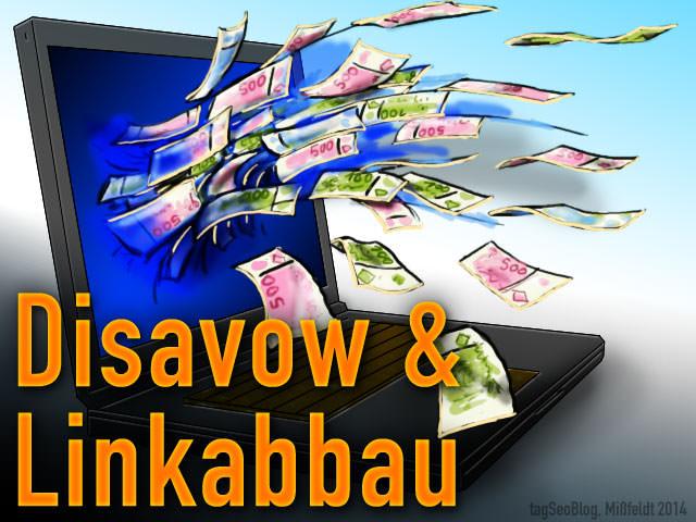 Disavow & Linkabbau