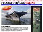 Flugzeugträger-Test