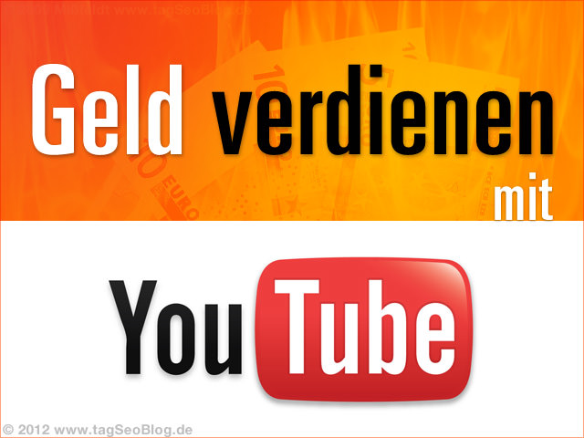 geldverdienen mit youtube