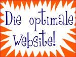 Die optimale Website