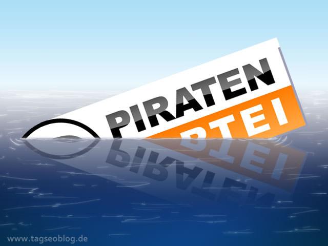 Untergang der Piratenpartei