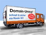 Domain Umzug per 301 - und die Bilder?