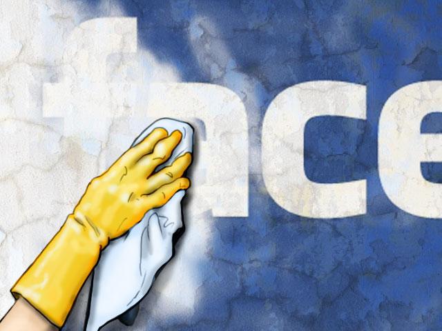 Facebook Account löschen - schwere Arbeit ...
